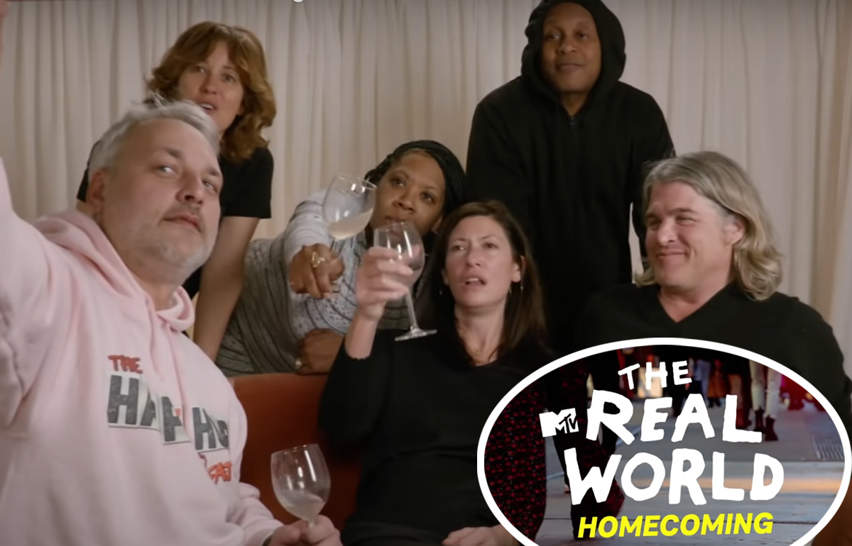 30 Years Later!! Watch The First Three Minutes Of The Real World Homecoming: New York Here!