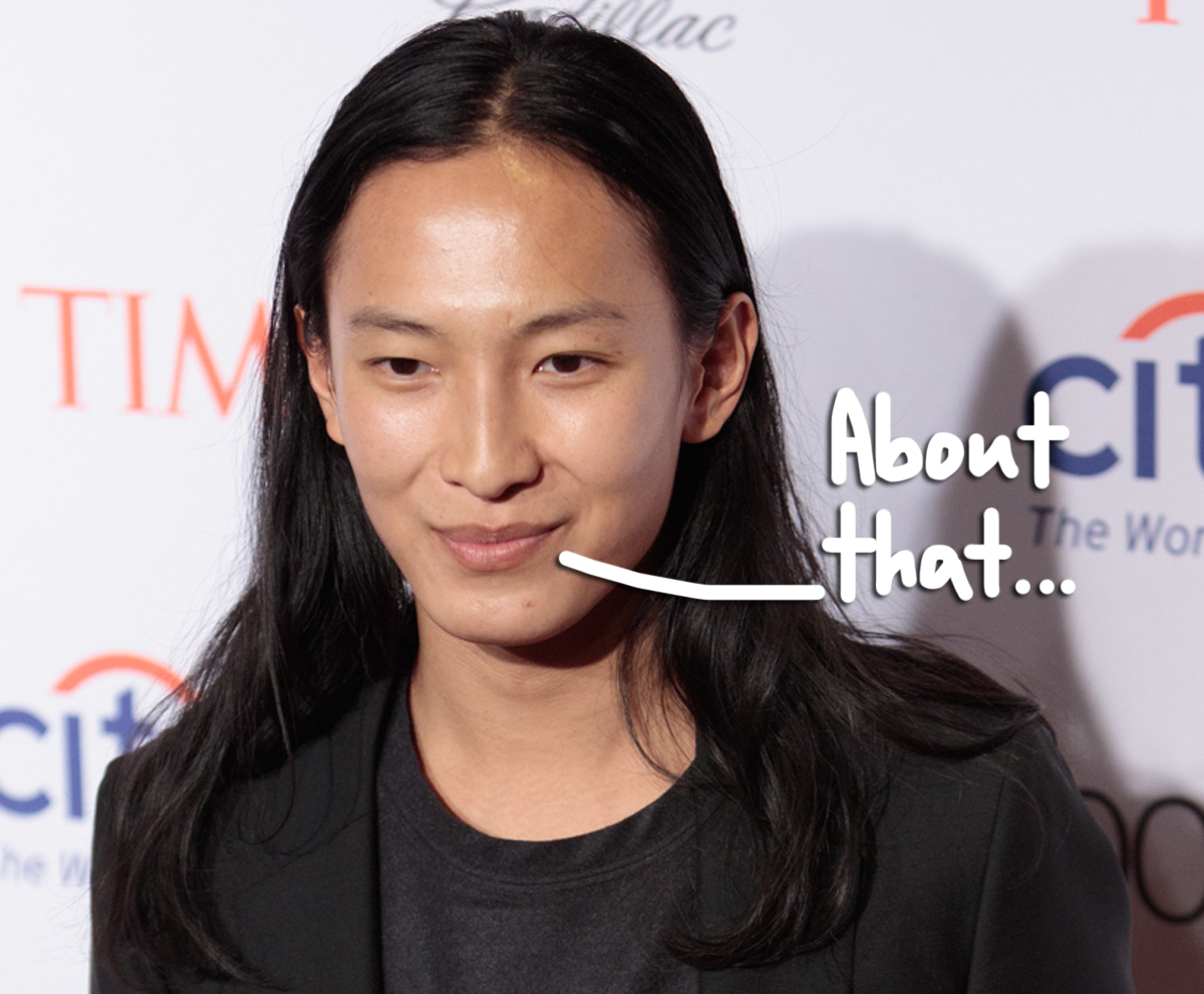 Alexander Wang Addresses Sexual Assault Allegations, Seems To Further Gaslight Those Who Spoke Out