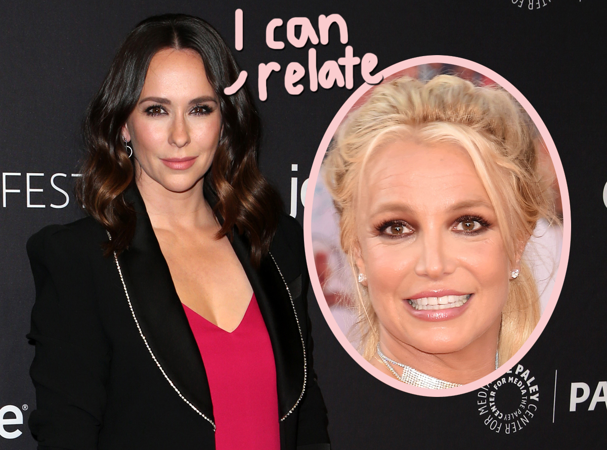 Jennifer Love Hewitt Reflects On Framing Britney Spears And 'Gross' Attention On Her Body As A Young Actress
