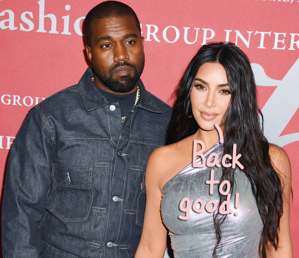 Kim Kardashian Has 'Full Faith' Kanye West Will 'Be The Father And Person He Once Was' After Divorce