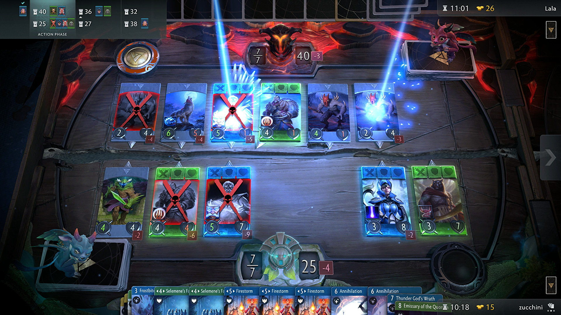 Artifact development has stopped - and so now it's free