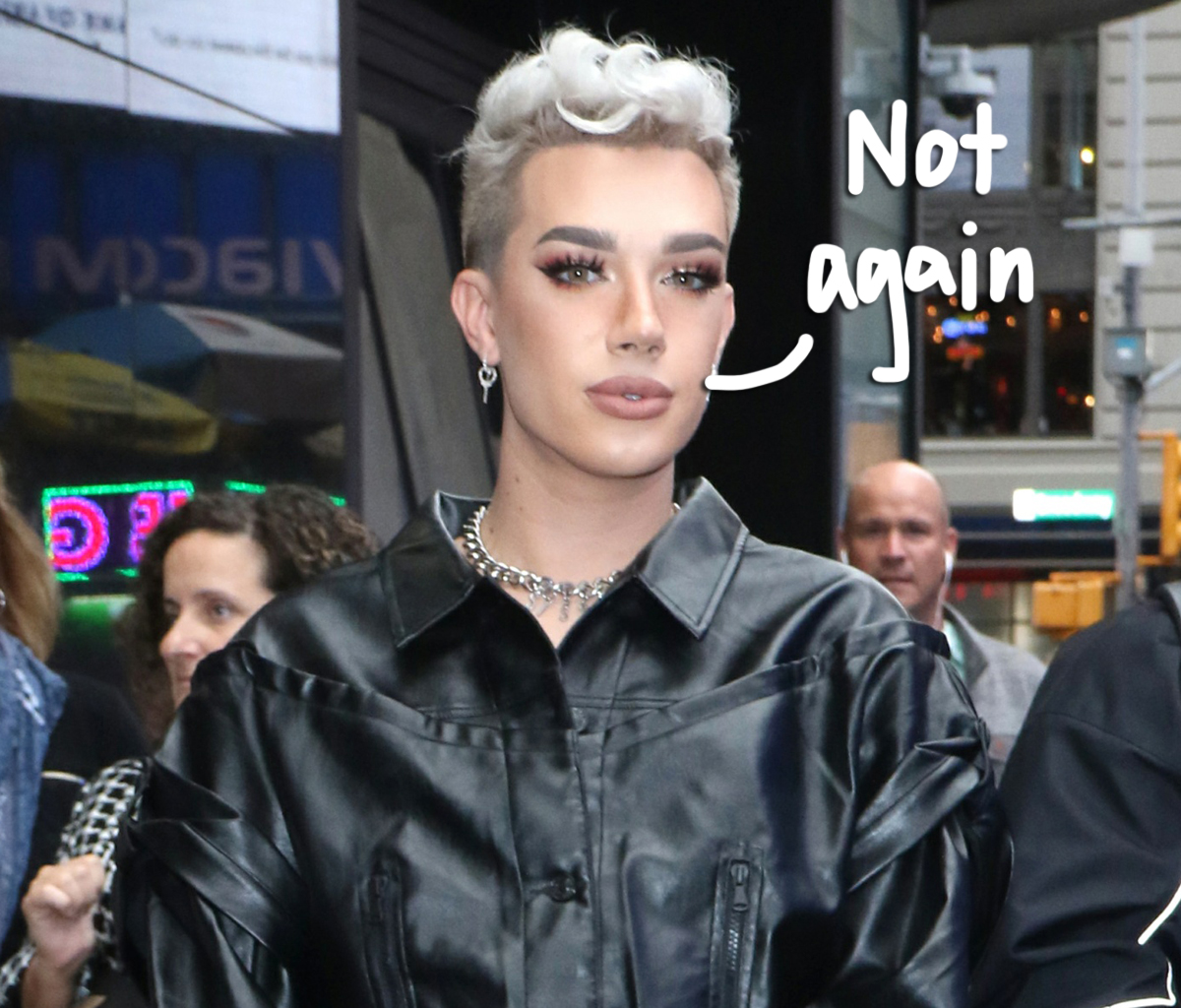 James Charles Exposed For Allegedly Messaging Yet Another Underage Teen