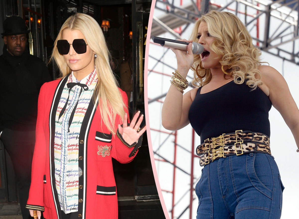 How Jessica Simpson REALLY Felt About Being Body Shamed For Her 'Mom Jeans' In 2009!