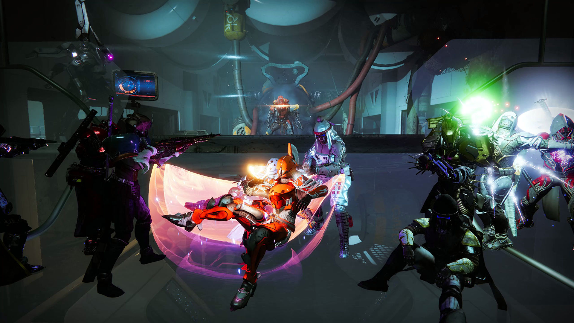 Destiny 2's glitch allowing 12-player raids is such wonderful chaos