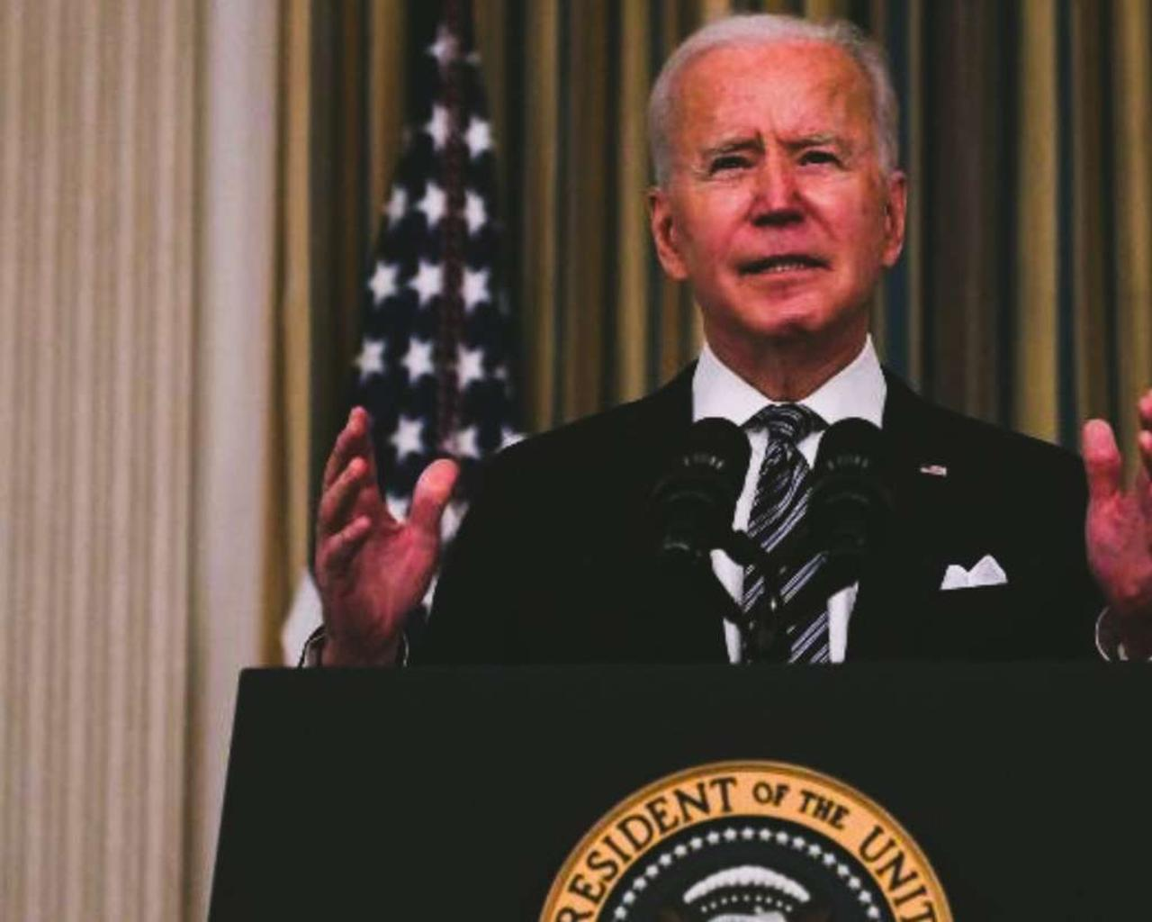 Joe Biden to hold a first presidential press conference on March 25: White House