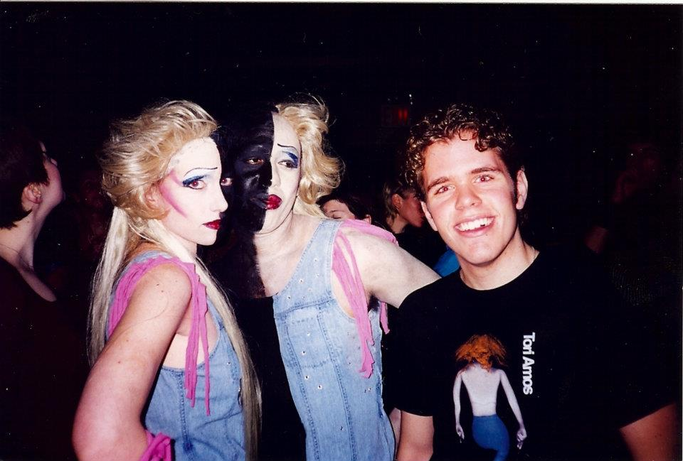 John Cameron Mitchell Reveals All To Perez Hilton!