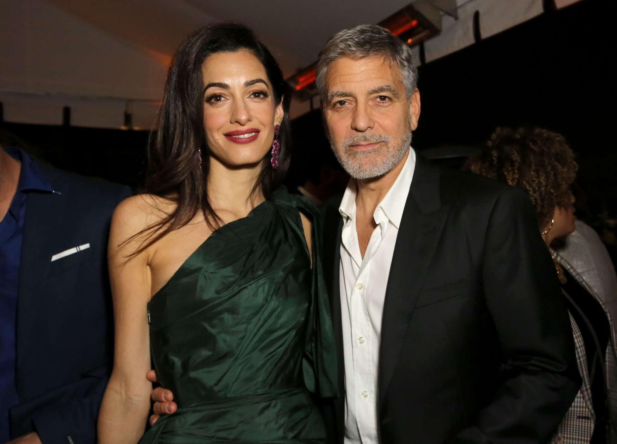 George Clooney Explains How Meeting Wife Amal Clooney Changed His 'Incredibly Empty' Life!