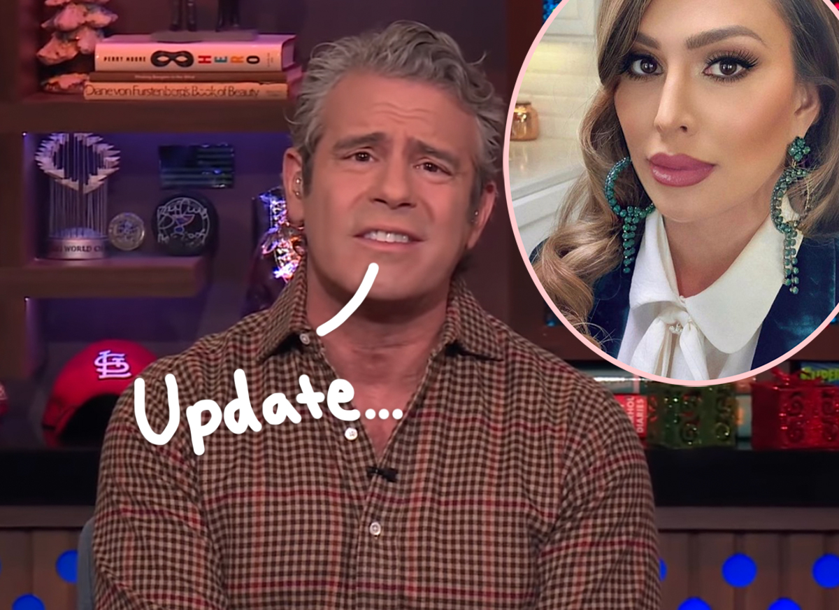 Andy Cohen Discusses The Future Of RHOC Following Kelly Dodd's MANY Controversies