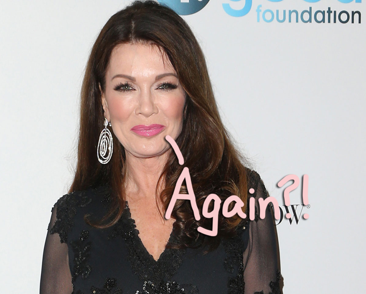 Lisa Vanderpump Sued (Again!) For Alleged Wage Theft And Manipulation -- This Time, At Pump