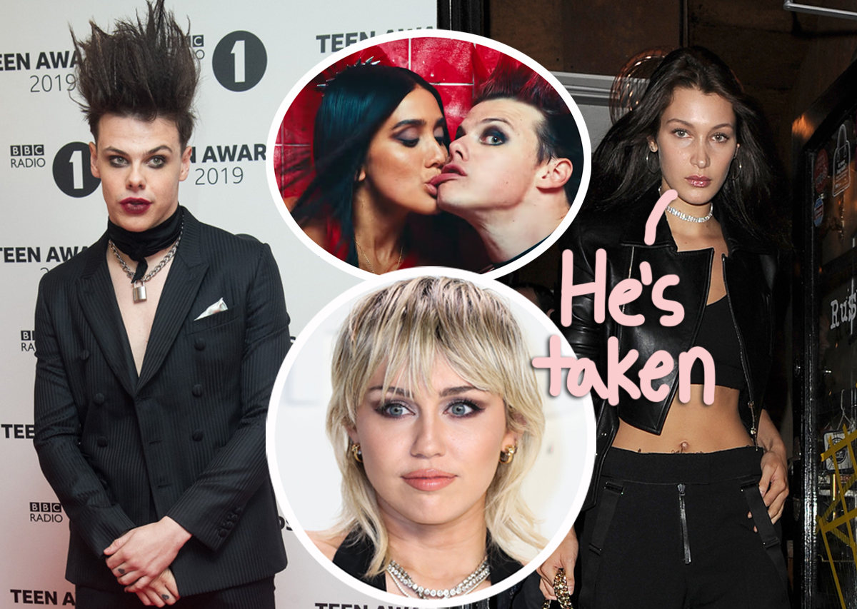 Yungblud Revealed To Be Dating Bella Hadid's Bestie — Despite Sparking Romance Rumors With Miley Cyrus!