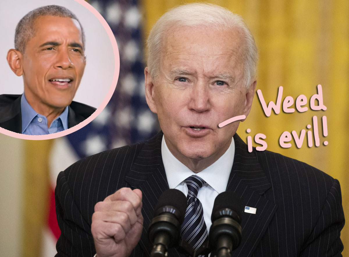WHAT?? President Biden's Staffers Are Getting Fired Or Demoted Over Past Marijuana Use!