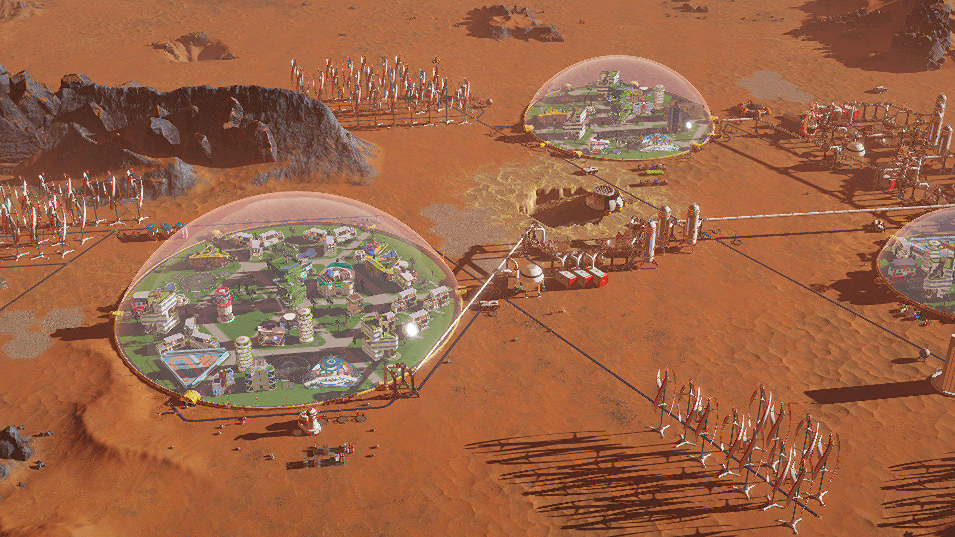 Colony-building sim Surviving Mars is free on Epic, again