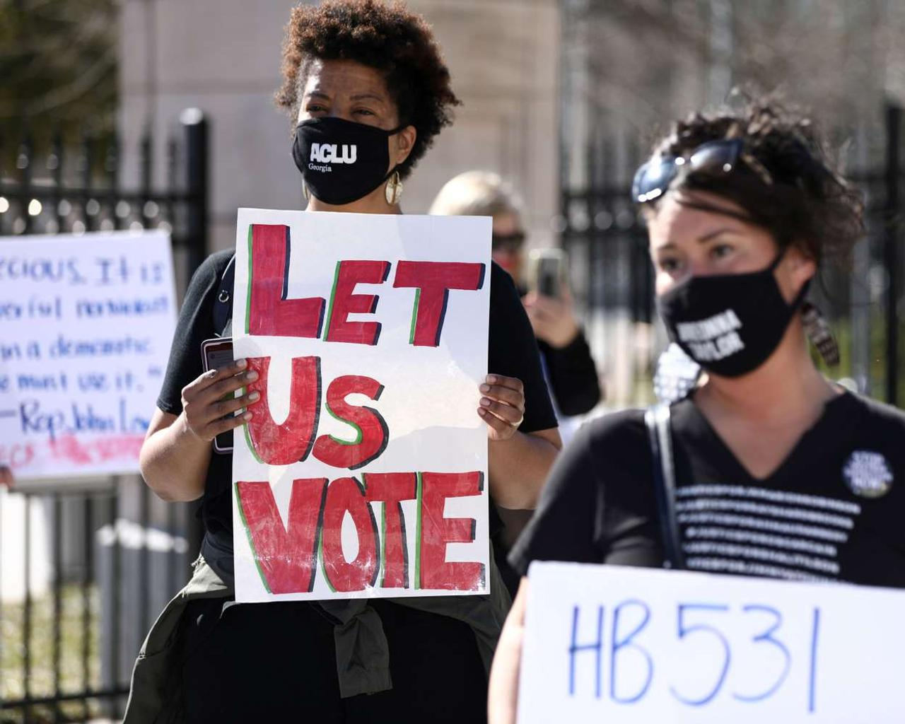 The Republic of Georgia made two major mistakes when it came to voting rights