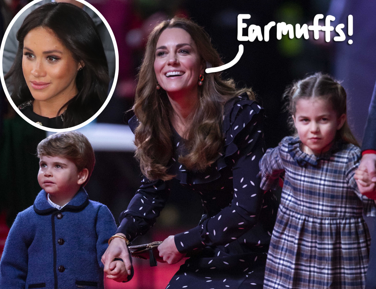 How Kate Middleton Is Protecting Her Kids From Meghan Markle's Tell-All Backlash