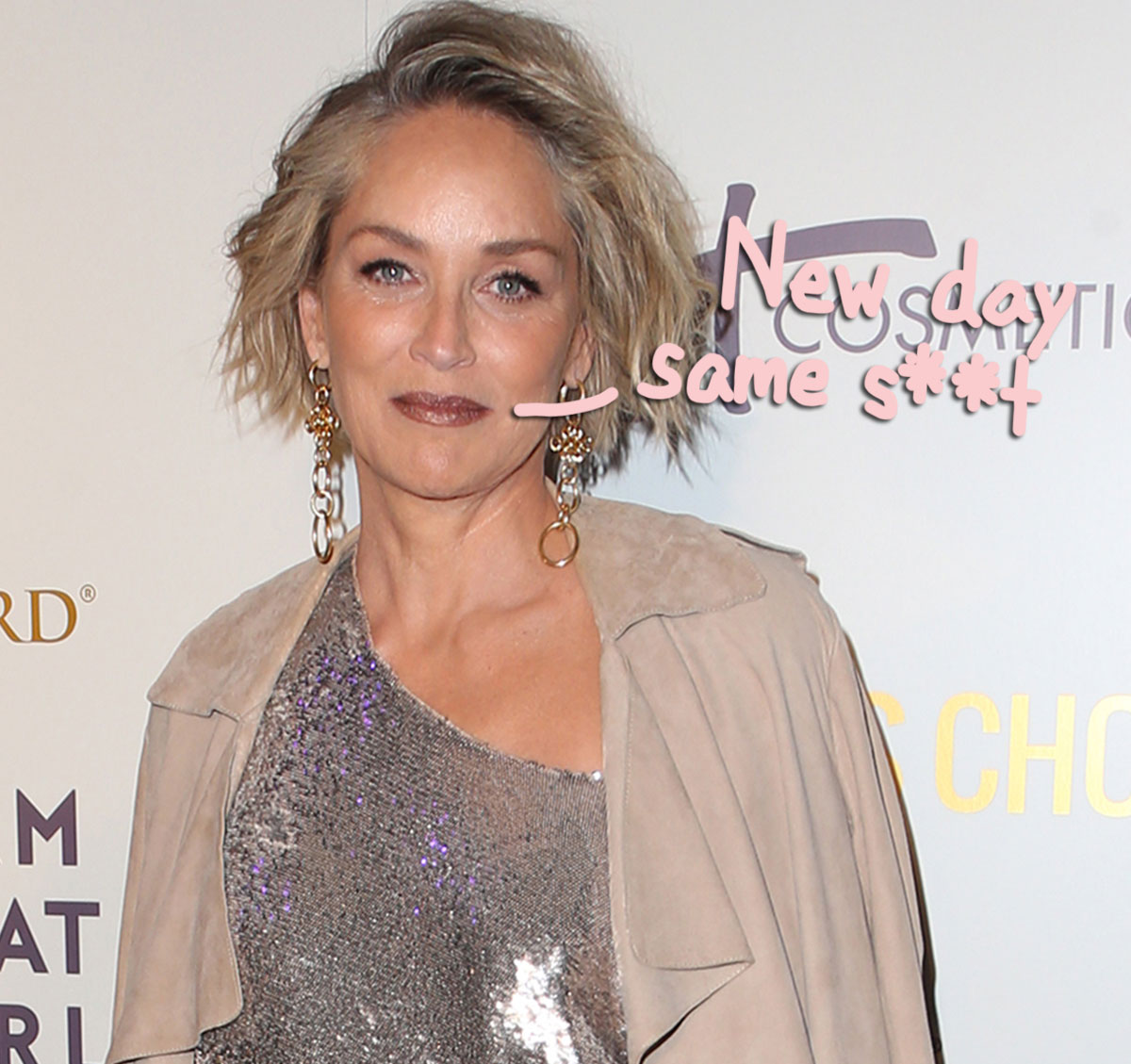 Sharon Stone Says Producer Told Her She 'Should F**k' Co-Star For Better 'Onscreen Chemistry'