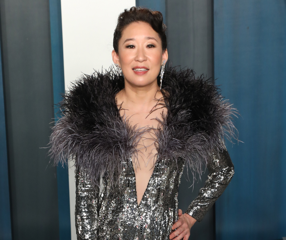 Sandra Oh Delivers Emotional Speech At Stop AAPI Hate Rally: 'I'm Proud To Be Asian'