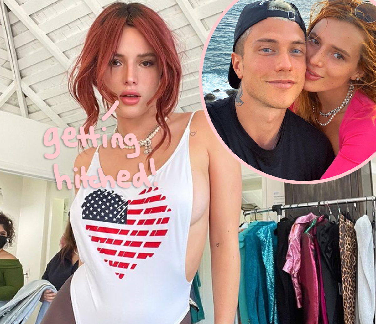 Bella Thorne Is Engaged — Catch A Glimpse Of The STUNNING Bling!