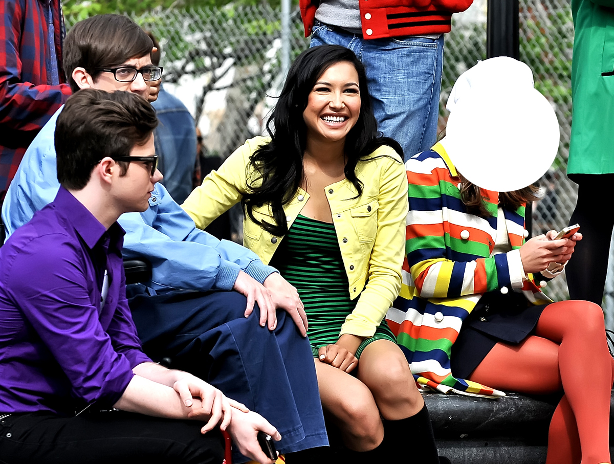 Glee Cast Reuniting To Honor Naya Rivera -- But One Major Star Won't Be There!