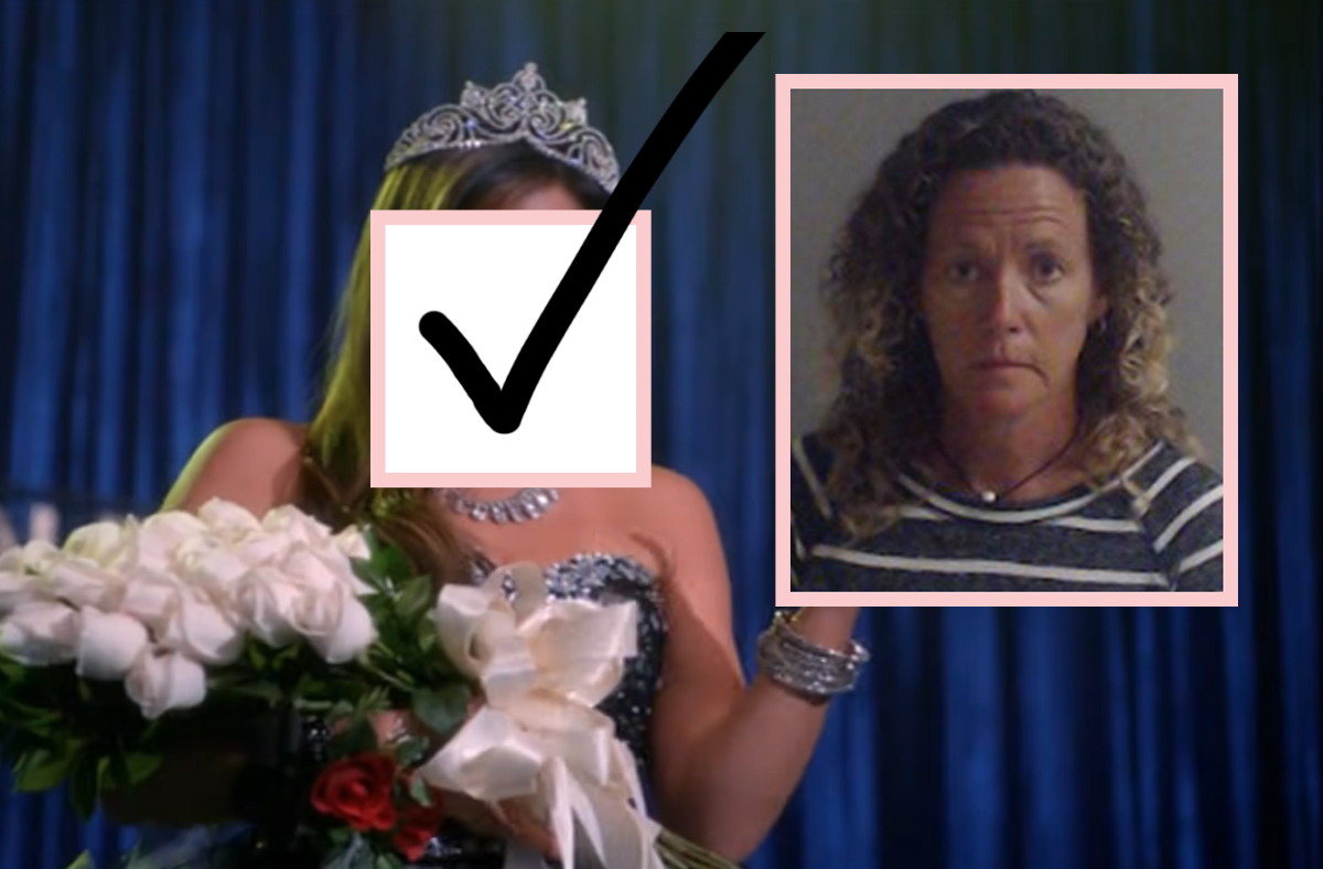Florida Teen & Her Assistant Principal Mom Allegedly STOLE The Homecoming Queen Vote!