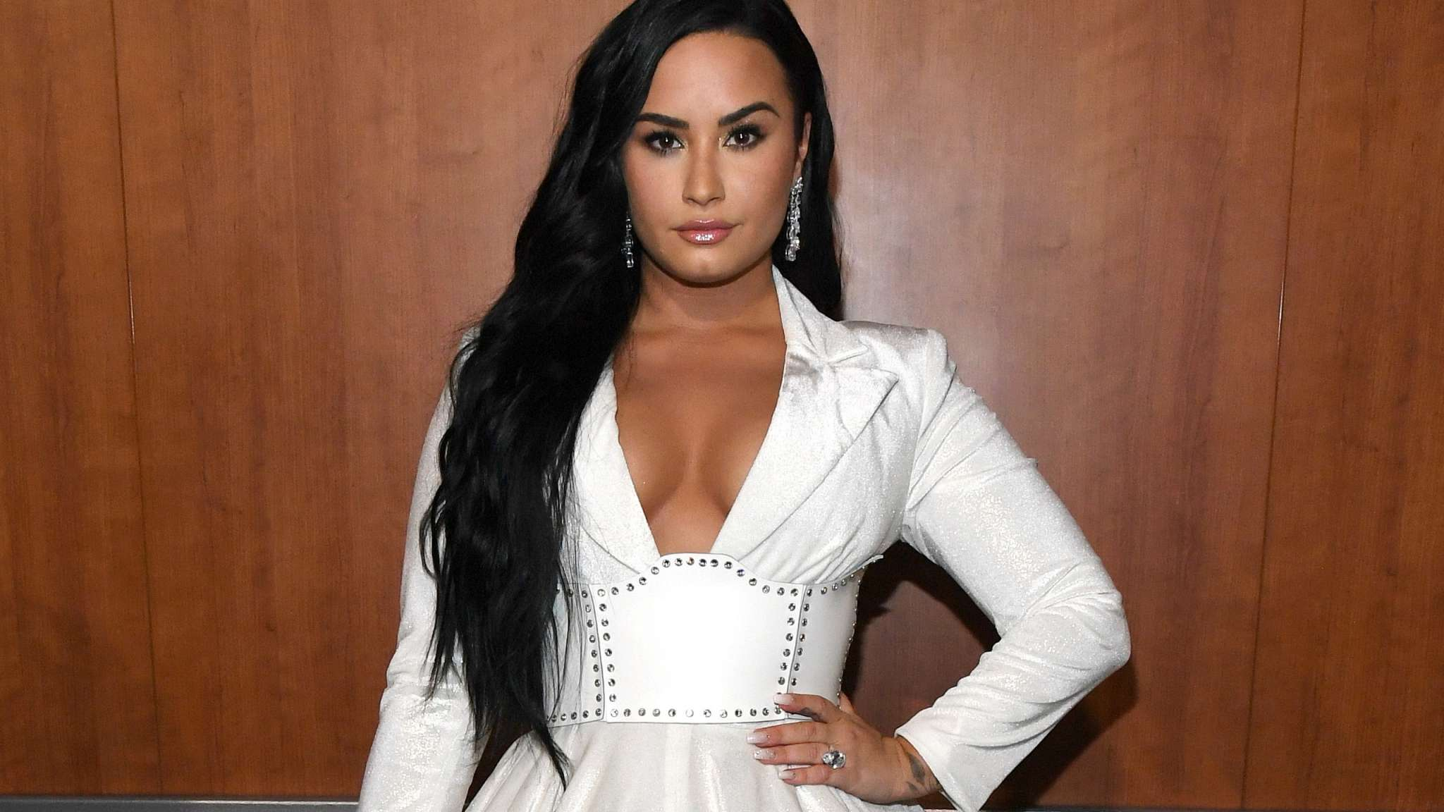 Demi Lovato Reveals She Almost 'Gave Up' And Relapsed Upon Reading Article That Called Her 'Morbidly Obese' After Rehab