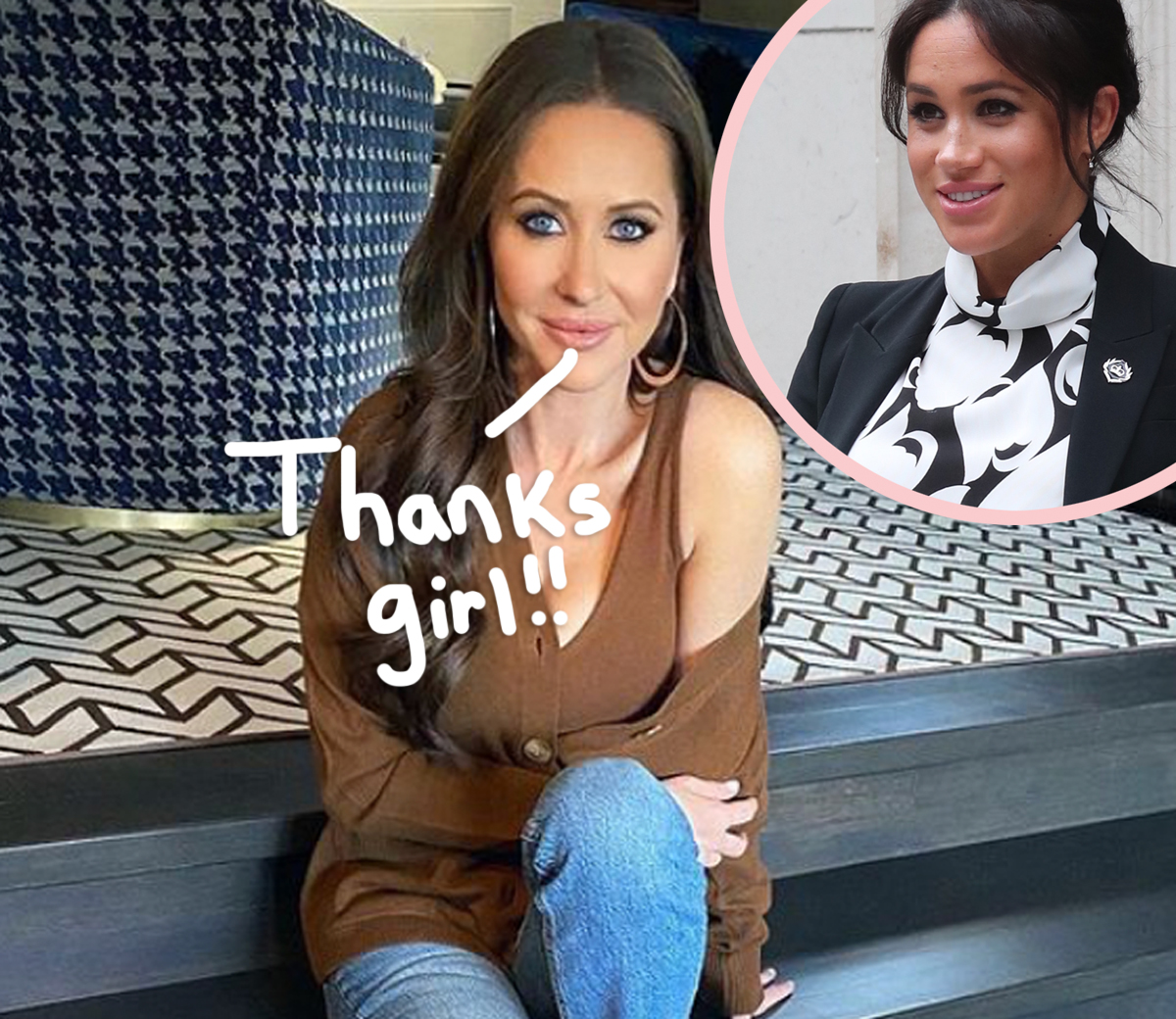 Meghan Markle Sends Jessica Mulroney Flowers — Are They No Longer On The Outs??