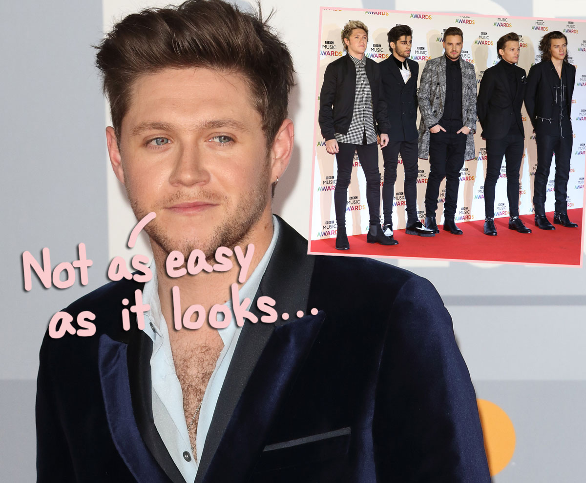 Niall Horan Recalls Feeling Trapped At The Height Of One Direction's Fame: 'It Was Heartbreaking'