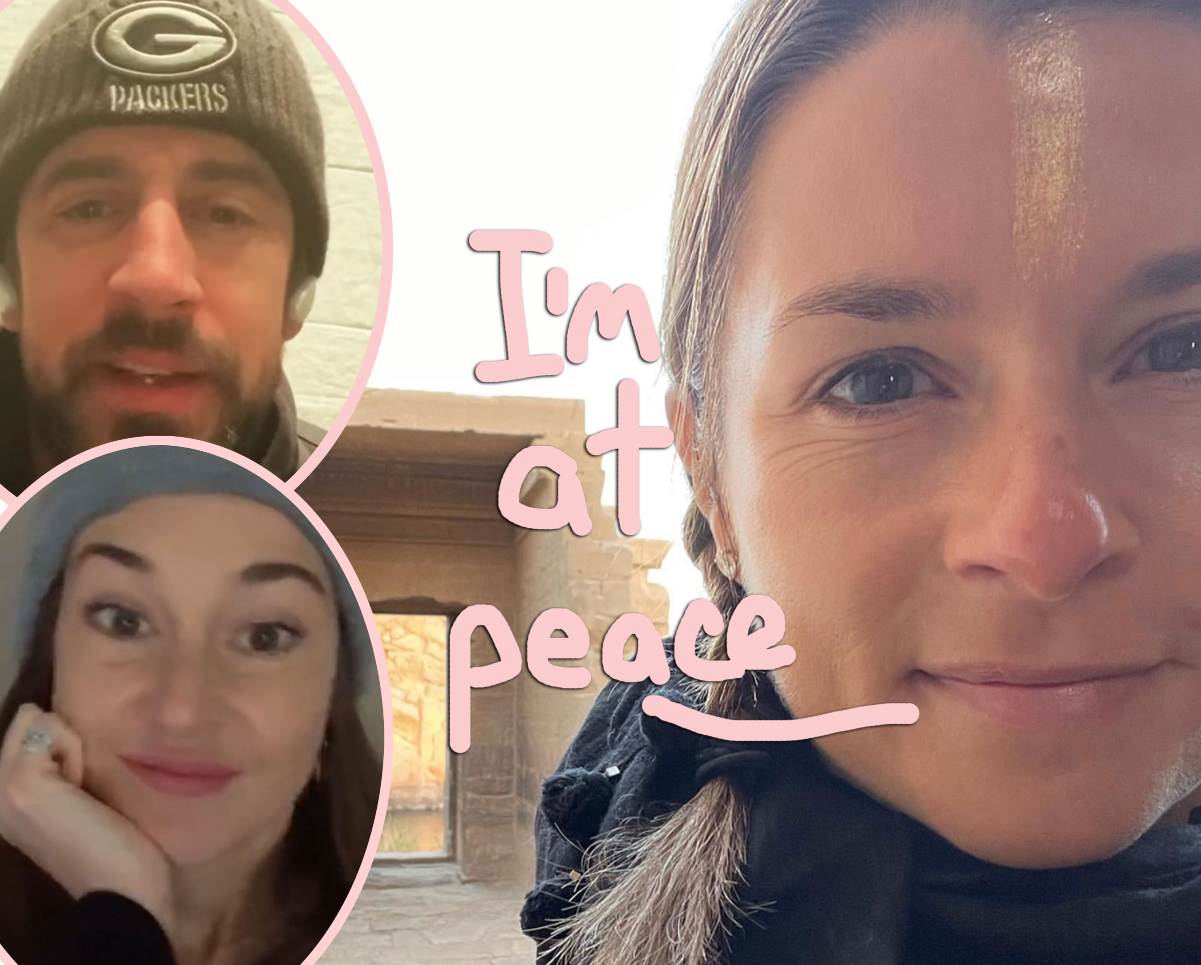 Danica Patrick Opens Up After Ex Aaron Rodgers' Surprise Engagement To Shailene Woodley