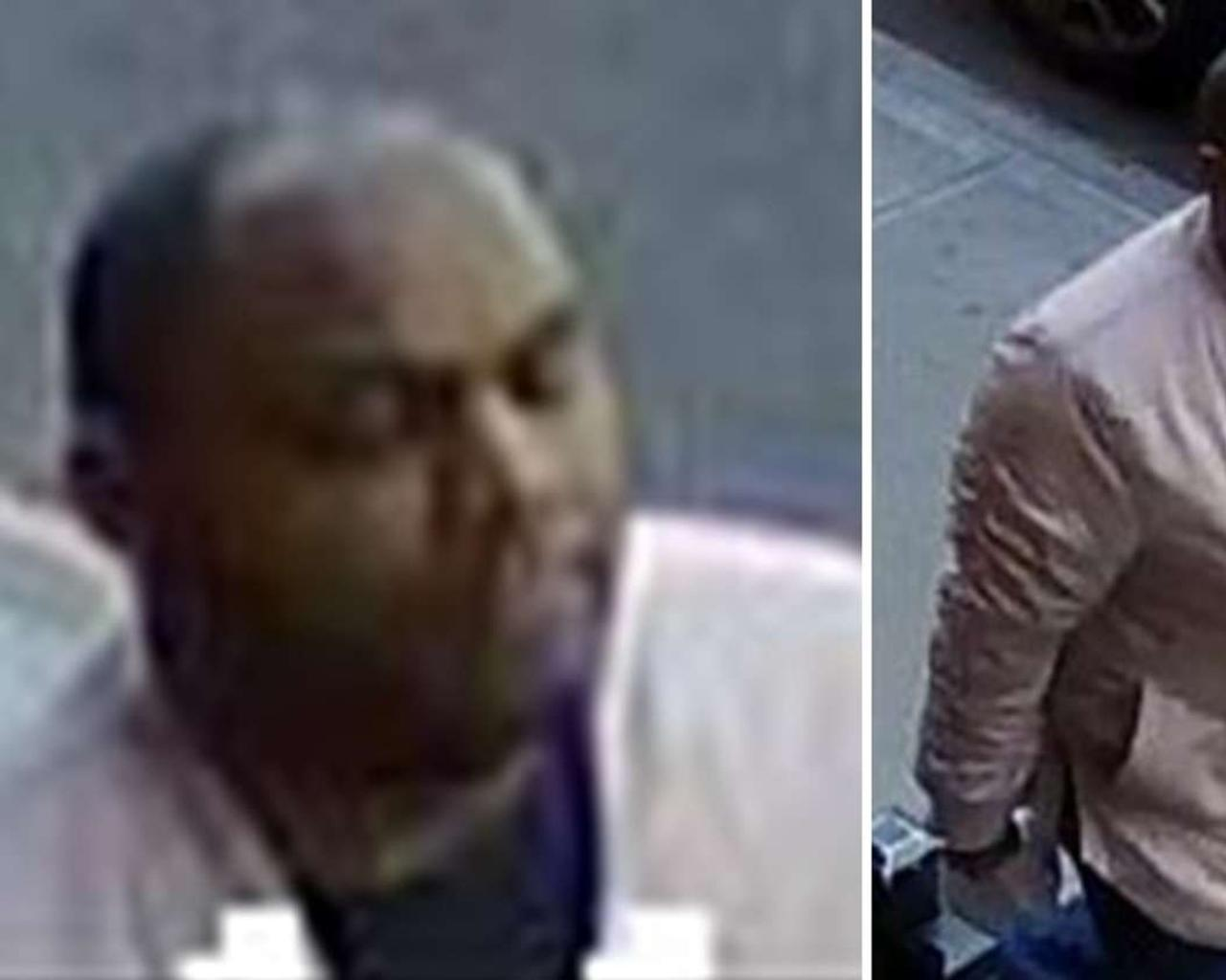 Police are searching for the attacker in a hate crime attack on a 65-year-old Asian woman