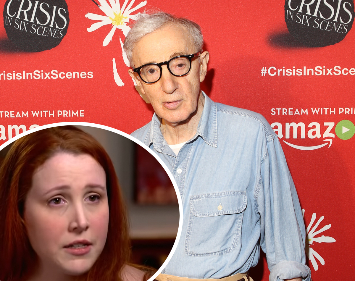 Woody Allen Addresses Dylan Farrow's Sexual Abuse Allegations In Never-Before-Seen Interview