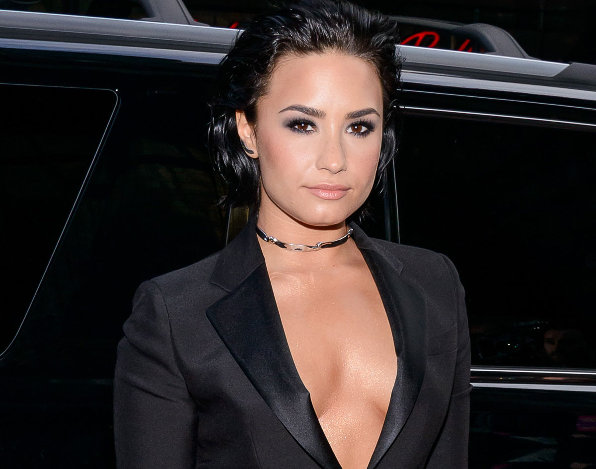 Demi Lovato Says Rape At 15 Was Why Her Music Was 'So Angry' Early In Her Career