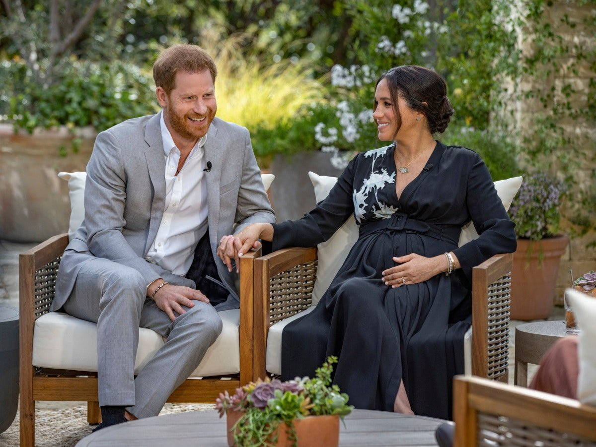 Meghan Markle And Prince Harry Tell Oprah About The Sex Of Baby Number 2 – Find Out What They're Having!