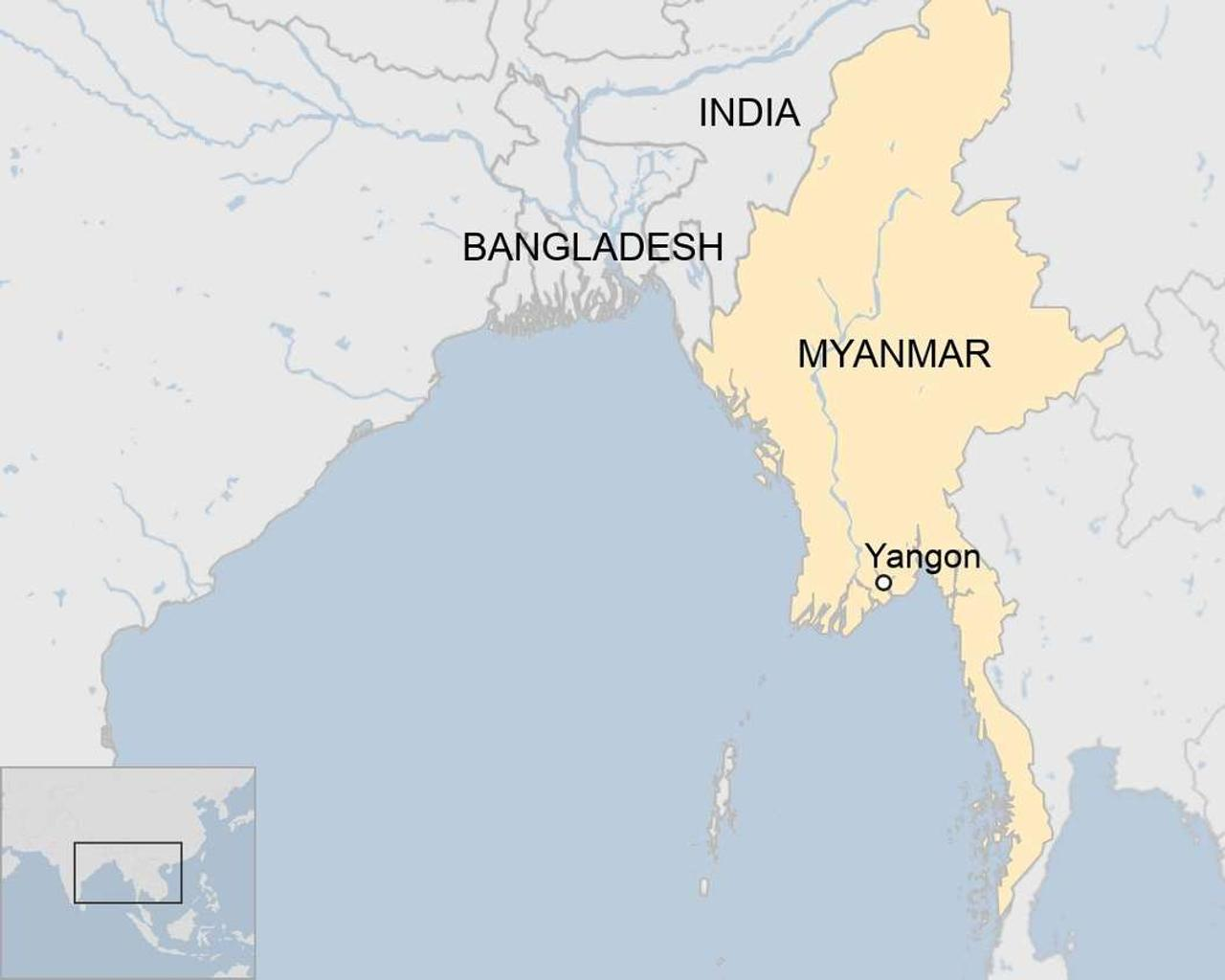 Myanmar coup: Party official dies in custody after security raids