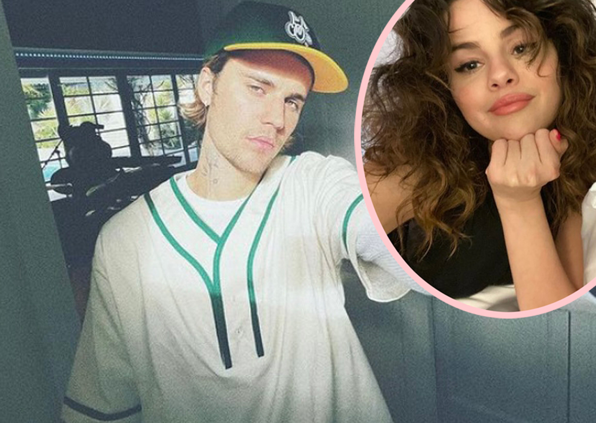 Fans Think Justin Bieber's New Song Ghost Is Secretly About Ex-Girlfriend Selena Gomez!