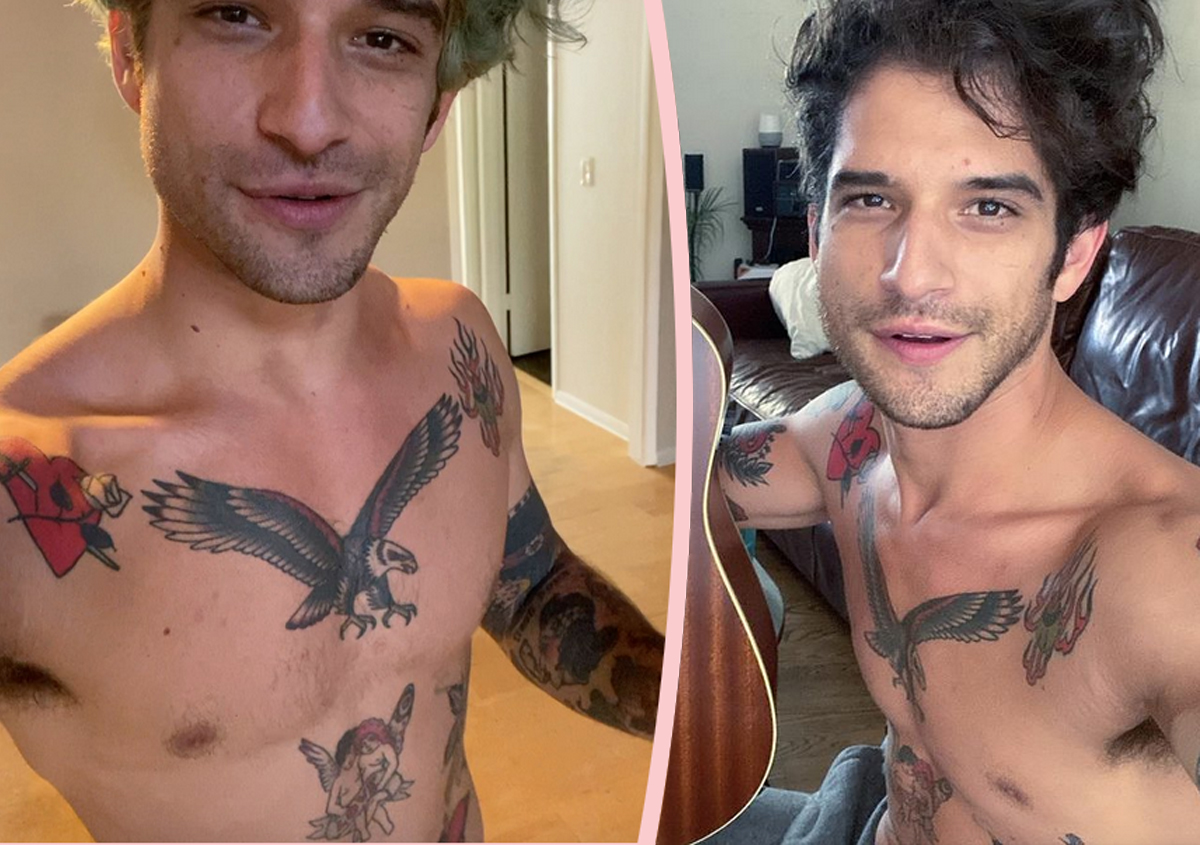Tyler Posey's Leaked OnlyFans Content Drives Twitter Crazy!