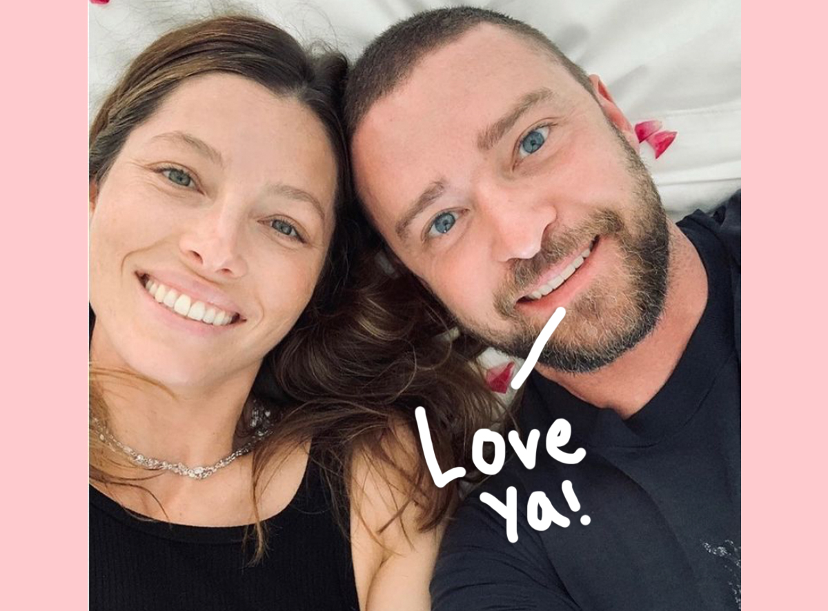 Justin Timberlake Honors 'Favorite Person' Jessica Biel In A Sweet IG Birthday Message!