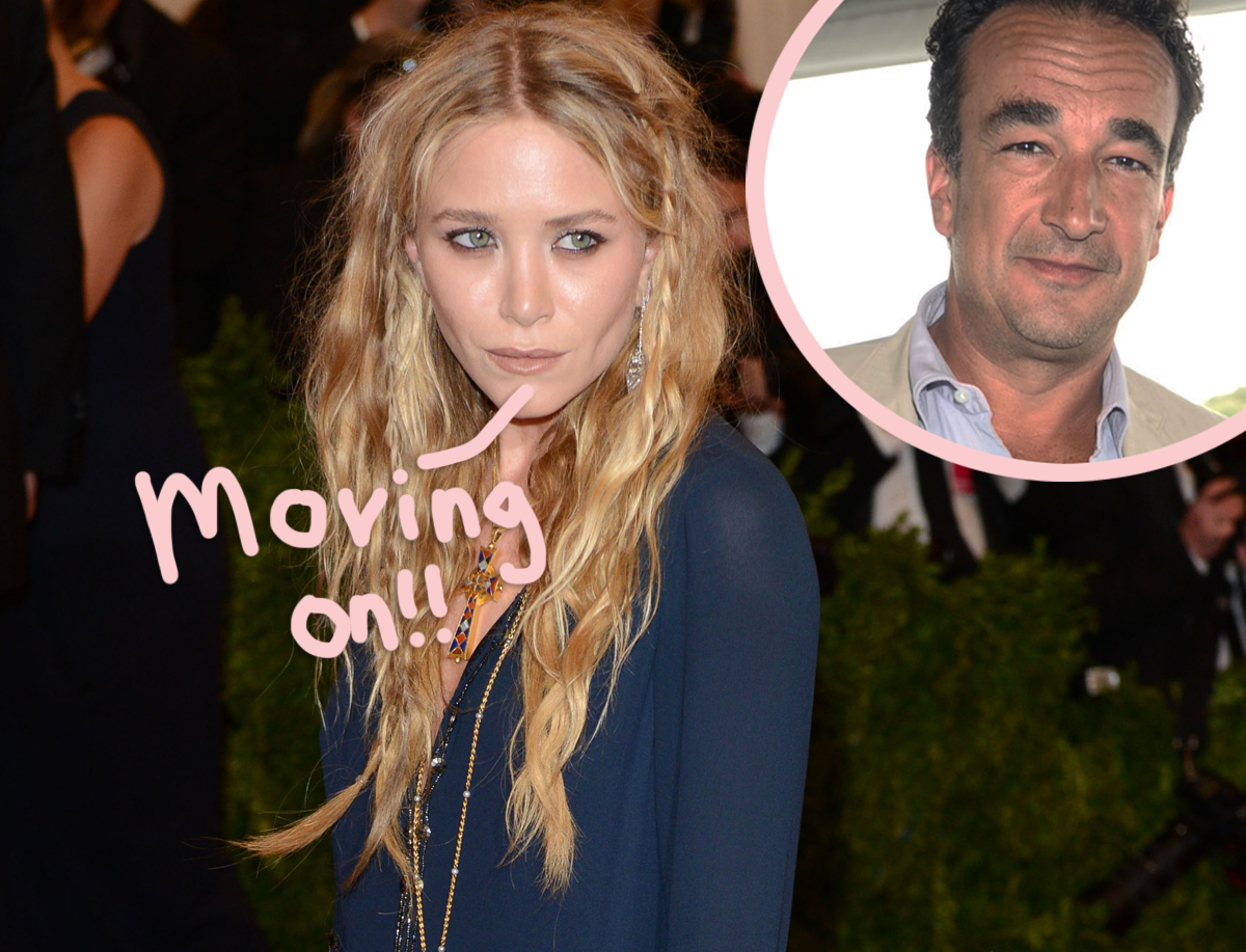 Mary-Kate Olsen Spotted Out With A New Man After Finalizing Olivier Sarkozy Divorce!