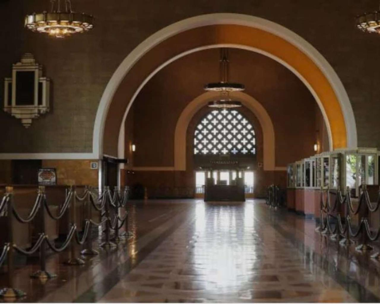 The Oscars will be partially held from the Los Angeles train station to allow social distancing from COVID.