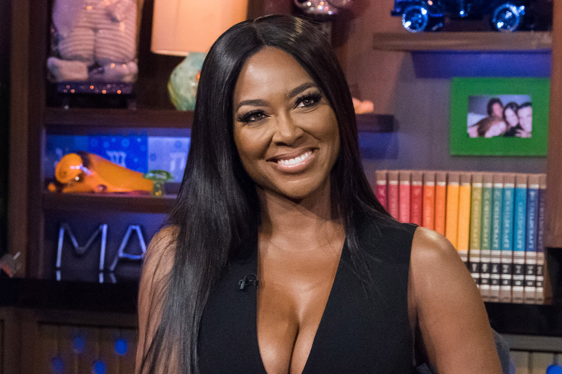 Kenya Moore's Baby Girl Is Slowly But Surely Becoming A Model – Check Out Her Gorgeous Look!
