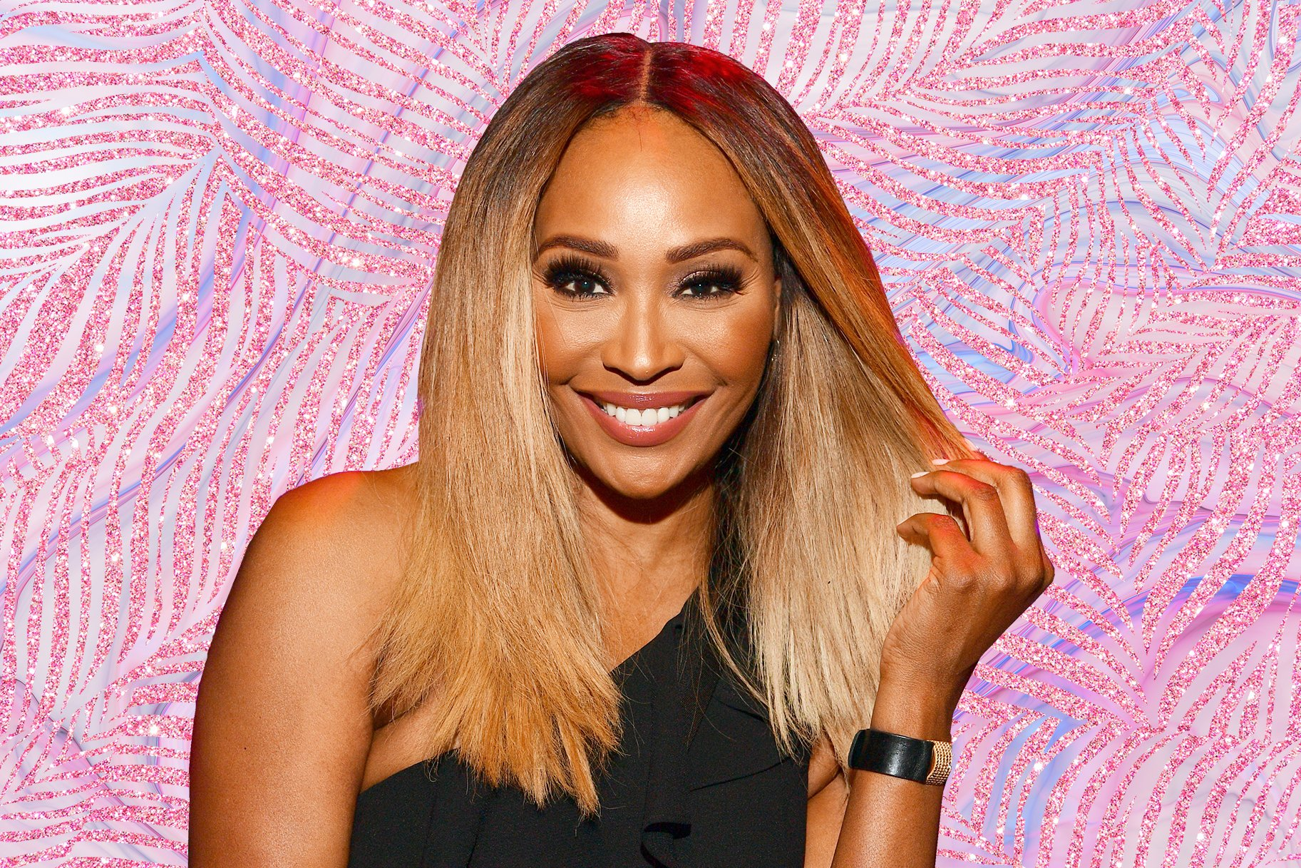 Cynthia Bailey Talks About Challenging Yourself