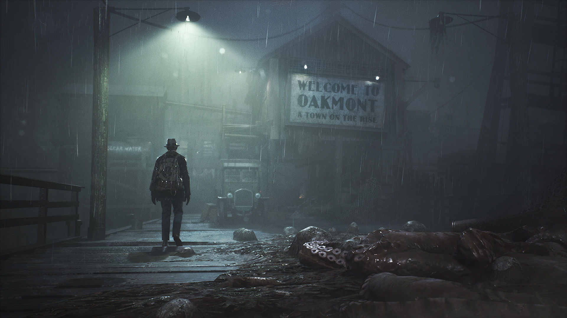 The Sinking City is back on Steam, but the devs don't want you to buy it