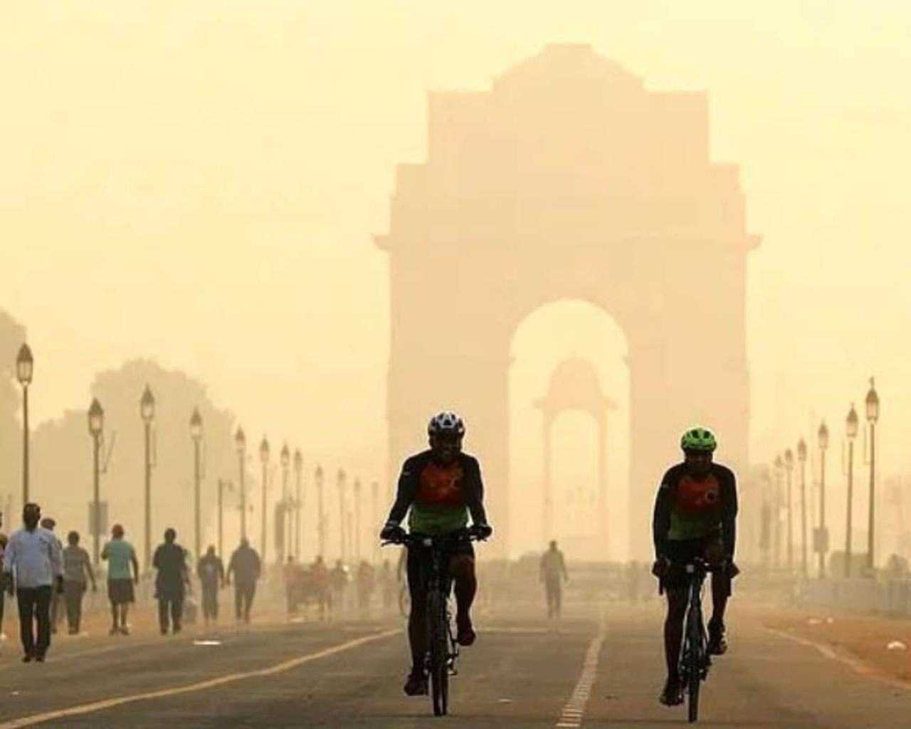 New Delhi is the most polluted city in the world for the third year in a row
