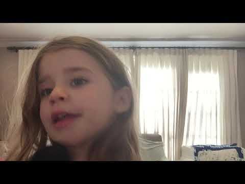 When You Give My Five Year Old A Microphone.... | Perez Hilton