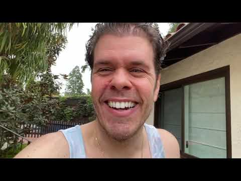 My Dad Took Me To The Doctor For A Shot To Have A Big Banana 'Down There'! Storytime!   Perez Hilton