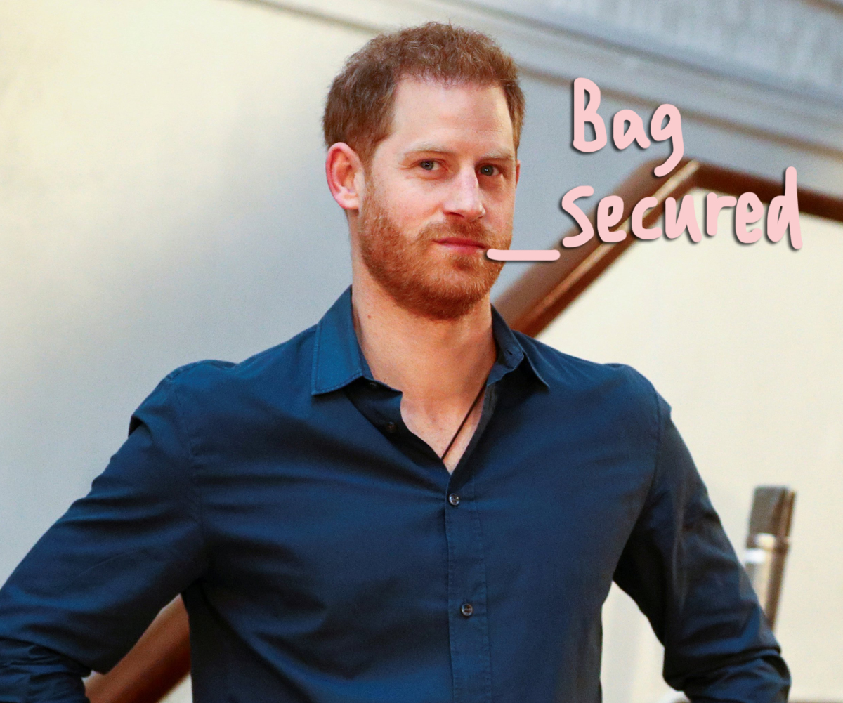 Prince Harry Just Got A HUGE New Job At Silicon Valley Startup! Whoa!