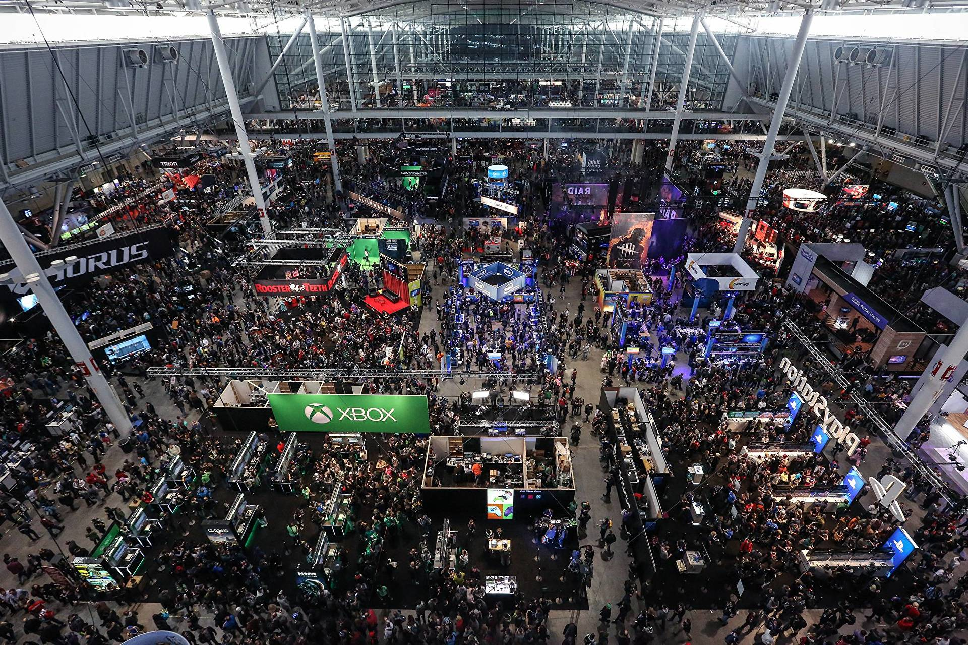 PAX East 2021 is cancelled but PAX Online is coming back in July