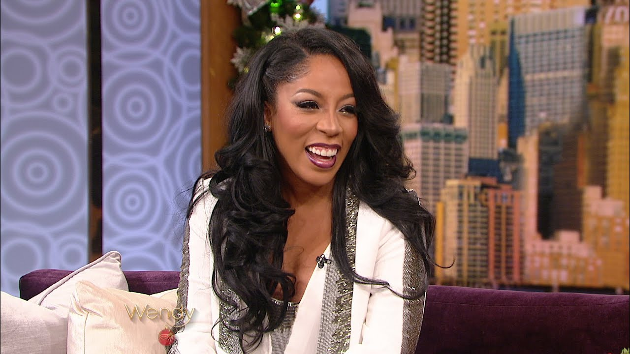 K. Michelle Responds To Wendy Williams Saying Her 'Butt Collapsed' During Hot Topics