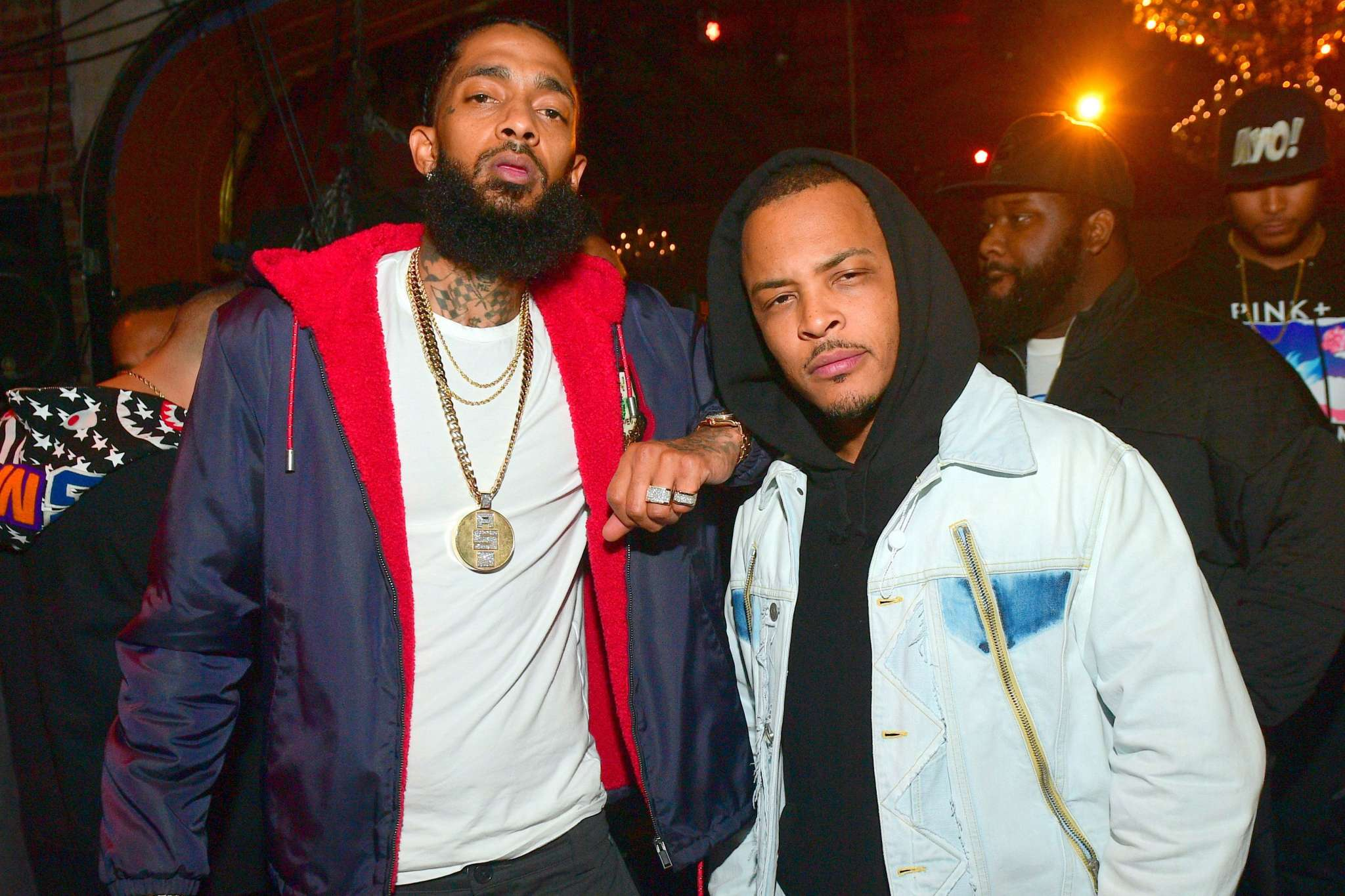 T.I. Shares Quotes From Nipsey Hussle And Impresses Fans – See His Video