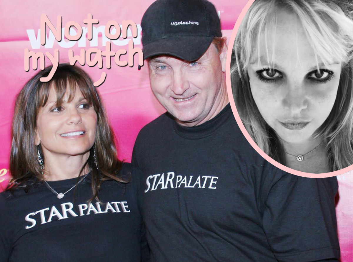 Britney Spears' Mother Lynne Is PISSED About Jamie's Pricey Attorney Fees!
