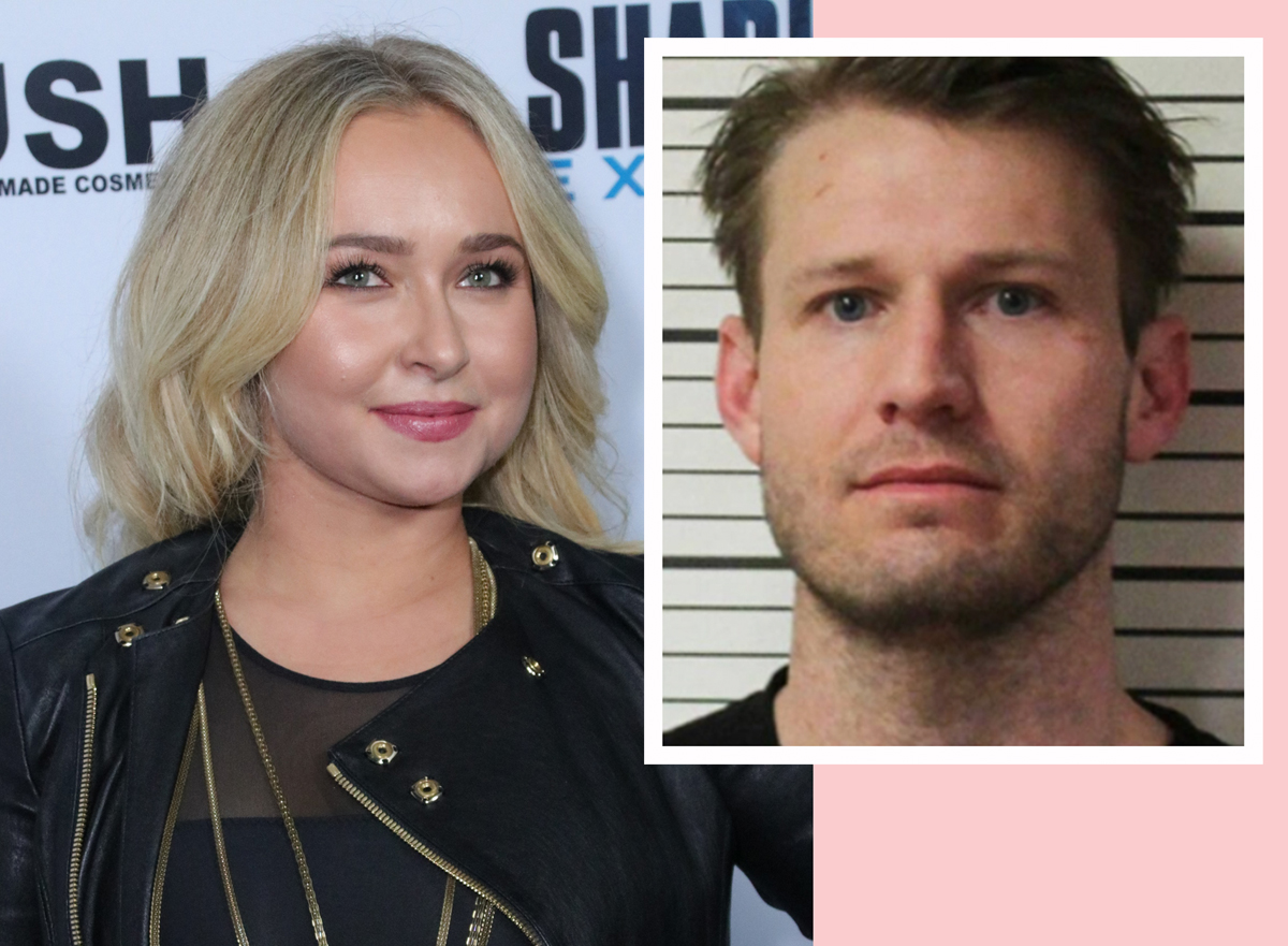 Hayden Panettiere's Ex Brian Hickerson Sentenced To 45 Days In Jail Concluding Domestic Violence Case Against Actress