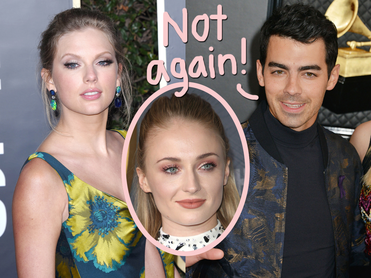 Taylor Swift's New 'Vault' Song Mr. Perfectly Fine Is About Joe Jonas — & His Wife Sophie Turner REACTS!